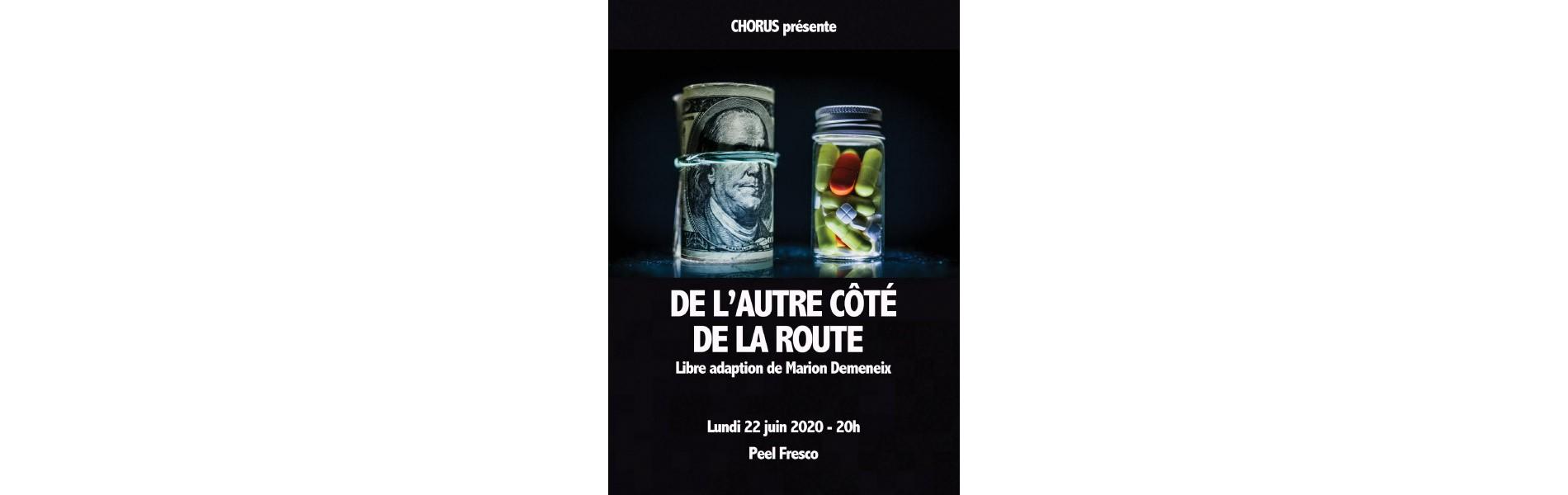 DE L'AUTRE CÔTÉ DE LA ROUTE - 22 juin 2020