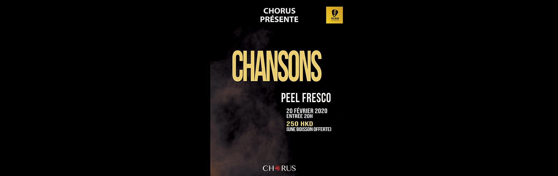 Peel Fresco 20 février 2020