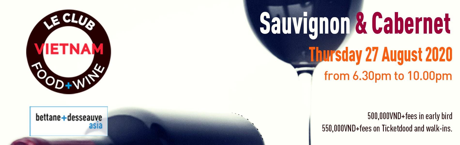 Sauvignon & Cabernet from around the world