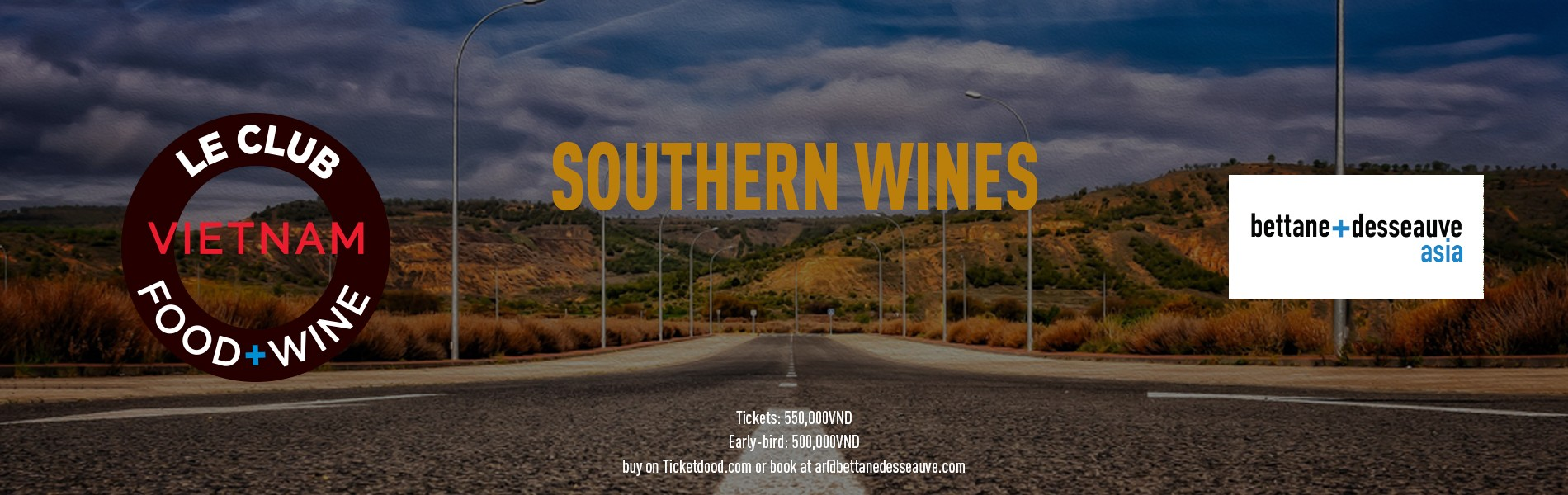 Le Club Food & Wine - Southern Wines