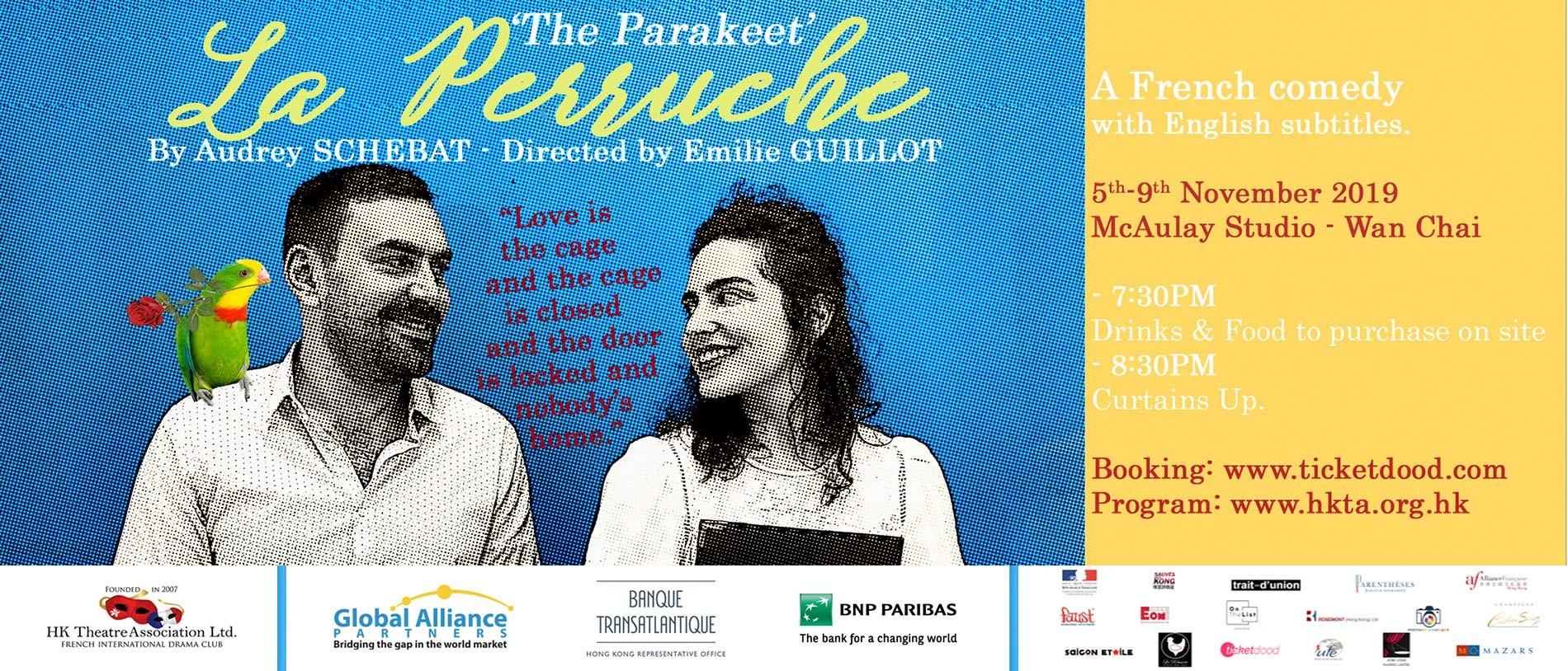 La Perruche – The Parakeet