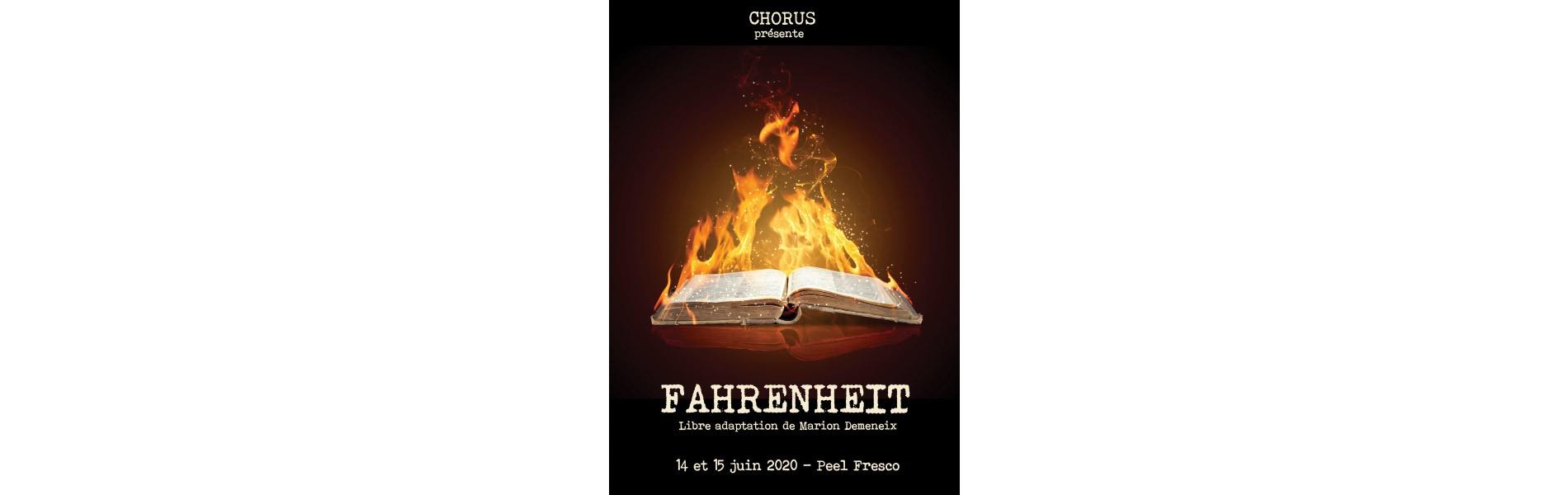 FAHRENHEIT - 15 juin 2020
