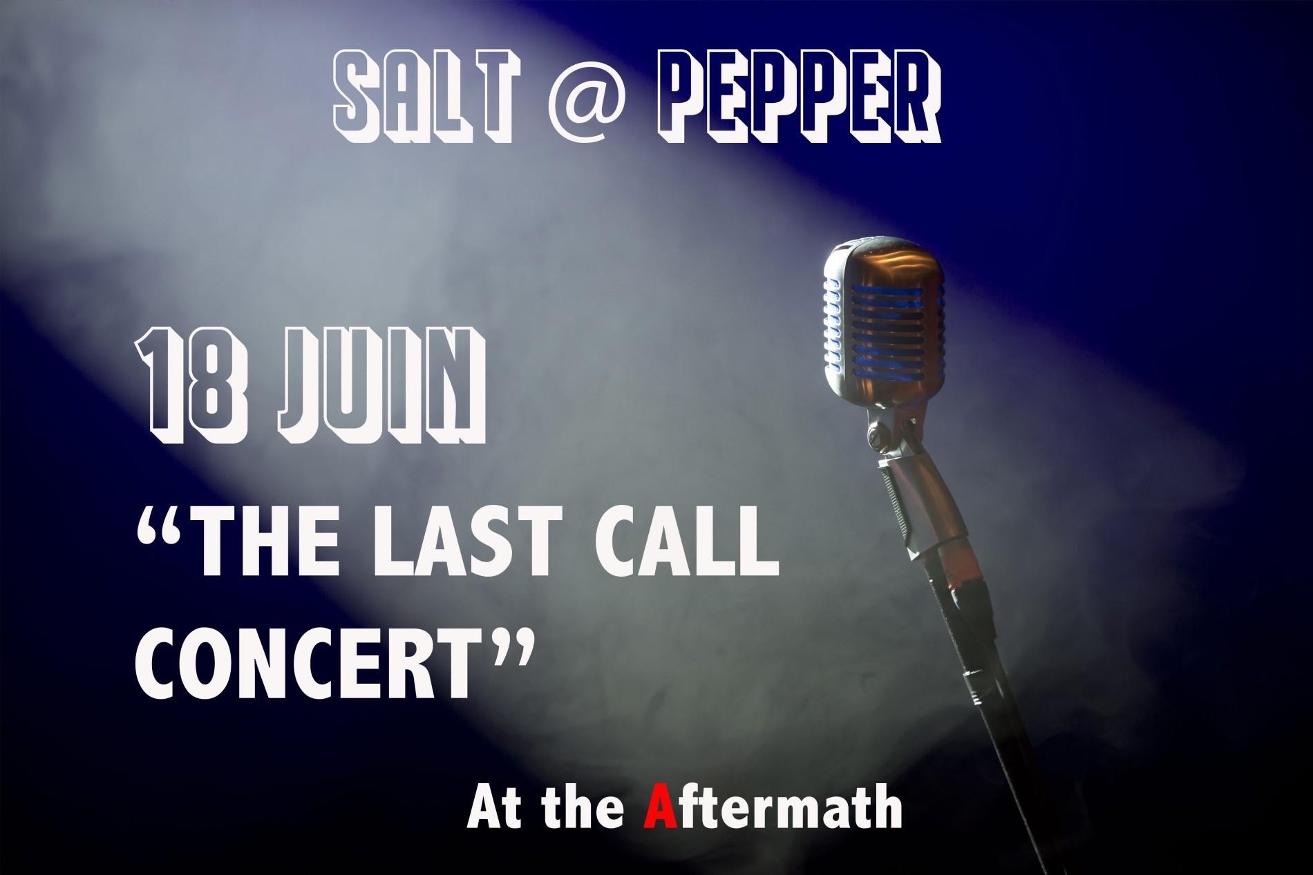 SALT&PEPPER